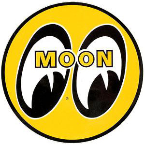 "DECAL MOON 3"" /7,6cm"
