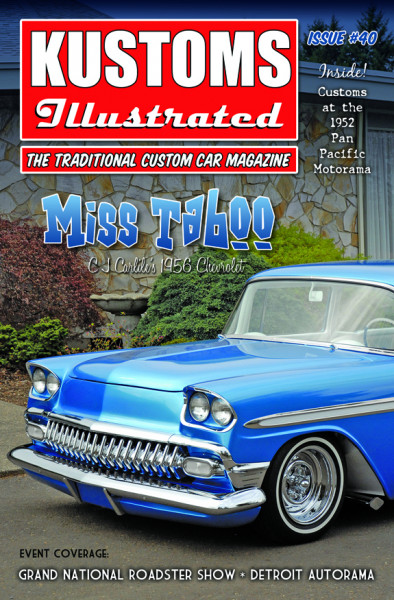 Kustoms Illustrated Issue #40