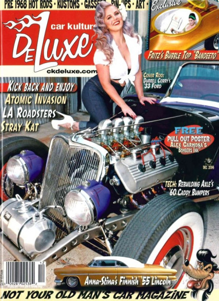 Car Kulture DE LUXE Issue 67