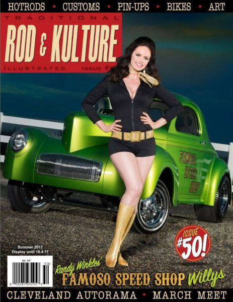 Rod & Kulture issue #50