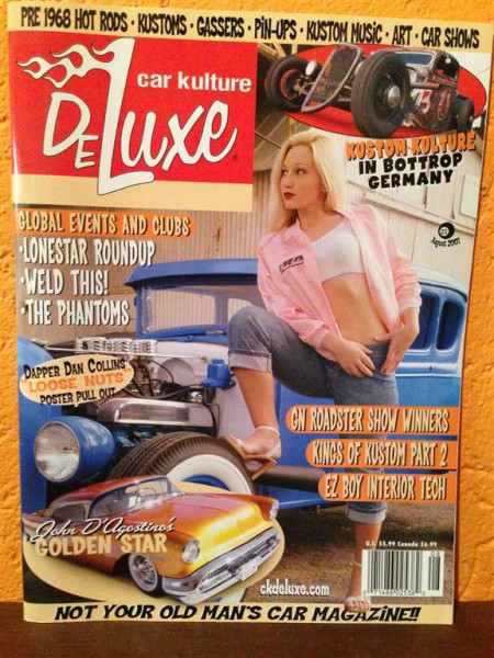 car Kulture DELUXE Issue 23 2007