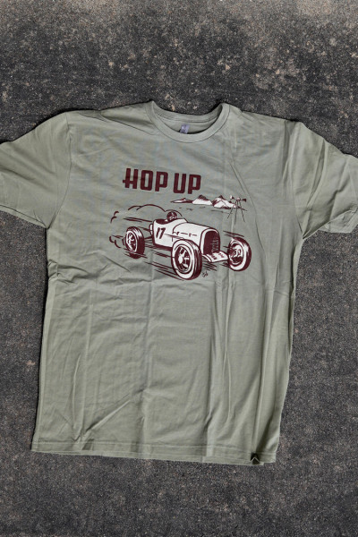 HOP UP Jaqueline Davies Modified Shirt