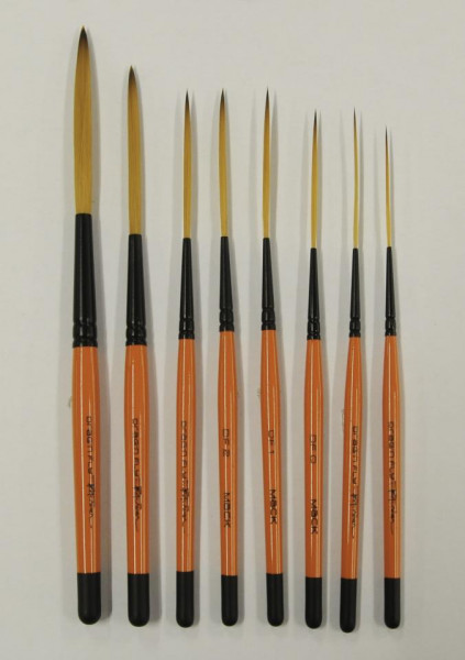 DRAG'N FLY BY TED TURNER (8 Piece Brush set)