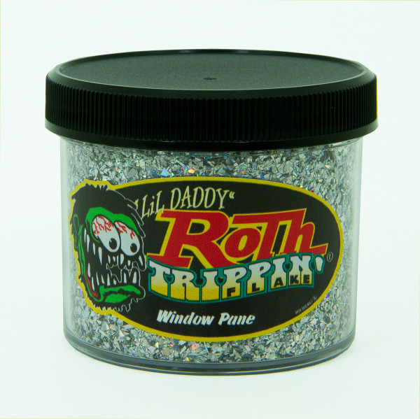 Lil' Daddy Roth Metal Flake Trippin' .015 Window Pane