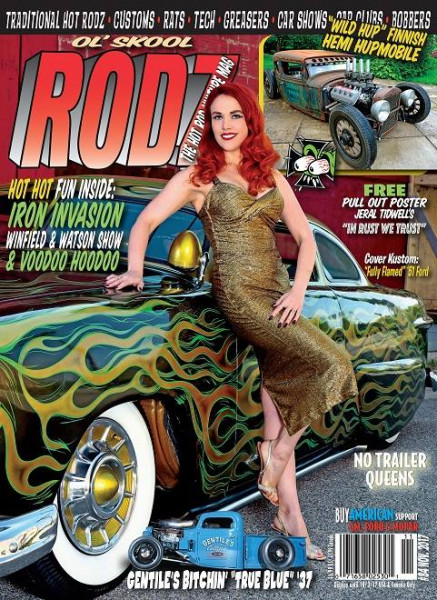 OL' SKOOL RODZ Issue 84