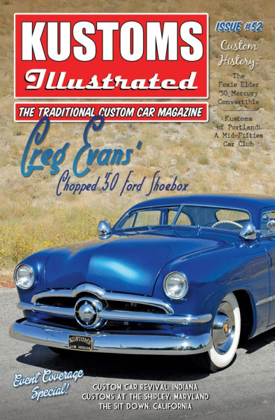 Kustoms Illustrated Issue #52