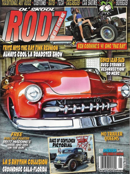 OL' SKOOL RODZ Issue 79