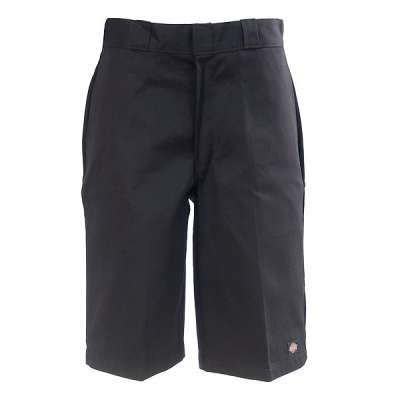"13"" Loose Fit Multi-Use Pocket Work Short Black"