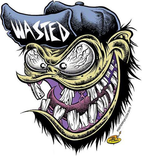 Wasted Fink