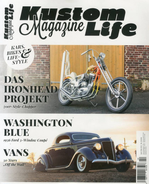 Kustom Life Magazine Issue 2/2016