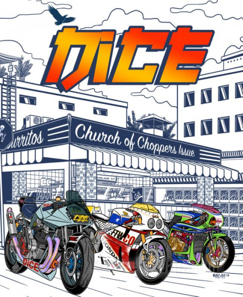 Dice Magazine Issue 86