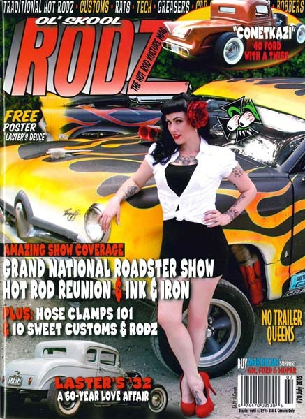 OL' SKOOL RODZ Issue 70