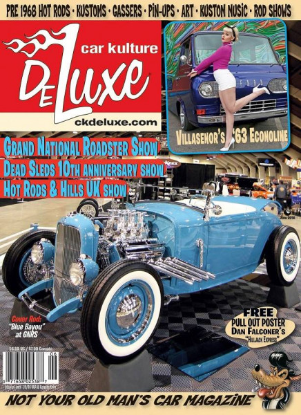 Car Kulture DE LUXE Issue 76