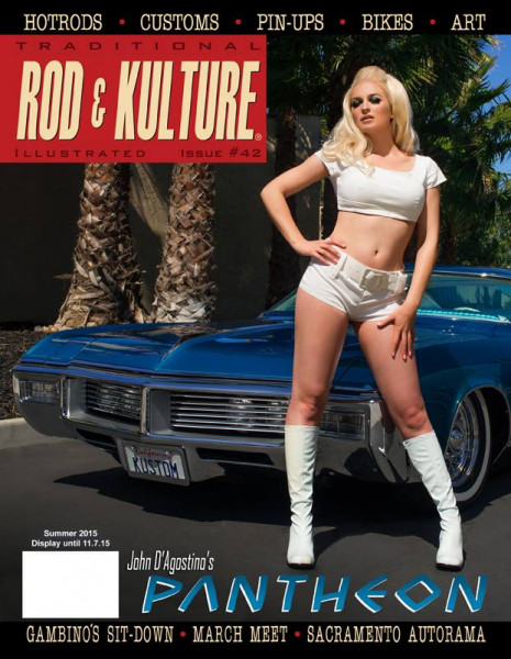 Rod & Kulture issue #42
