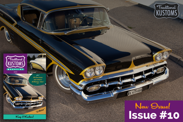 Traditional Kustoms Magazine Issue 10