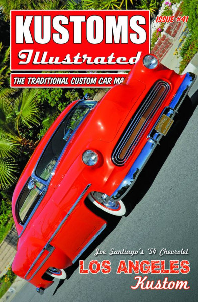 Kustoms Illustrated Issue #41