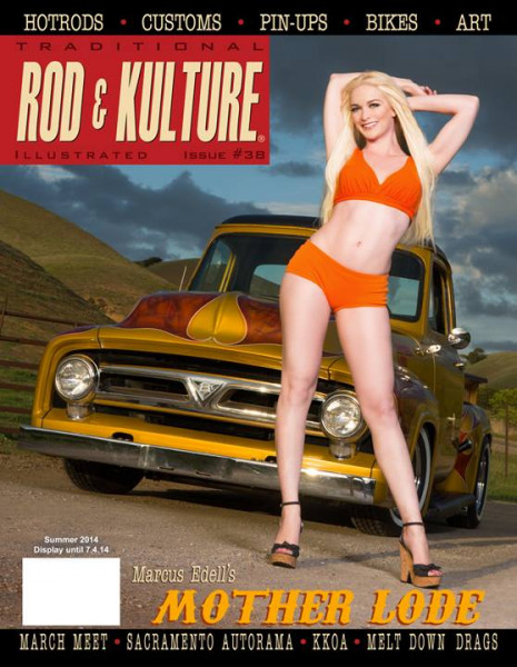 Rod & Kulture issue #38