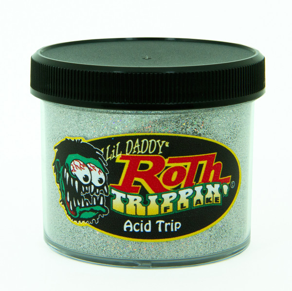 Lil' Daddy Roth Metal Flake Trippin' .008 Acid Trip