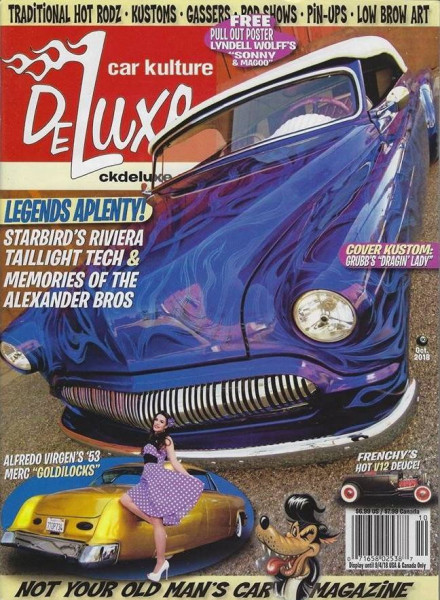 Car Kulture DE LUXE Issue 90