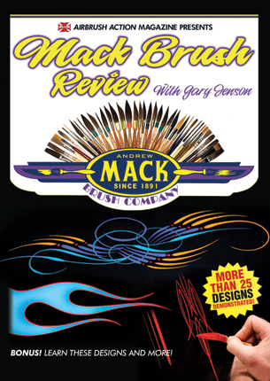 DVD-MACK BRUSH REVIEW