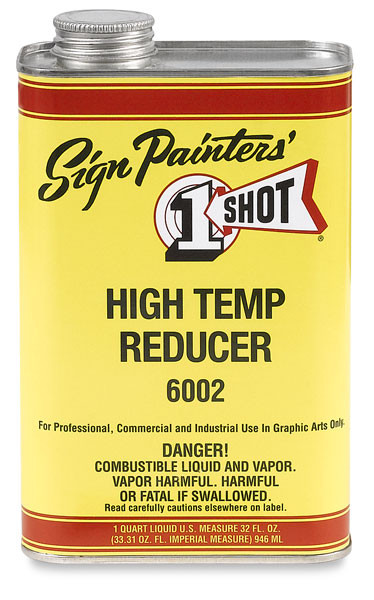 1-Shot High Temp Reducer 6002