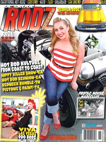 OL' SKOOL RODZ Issue 66