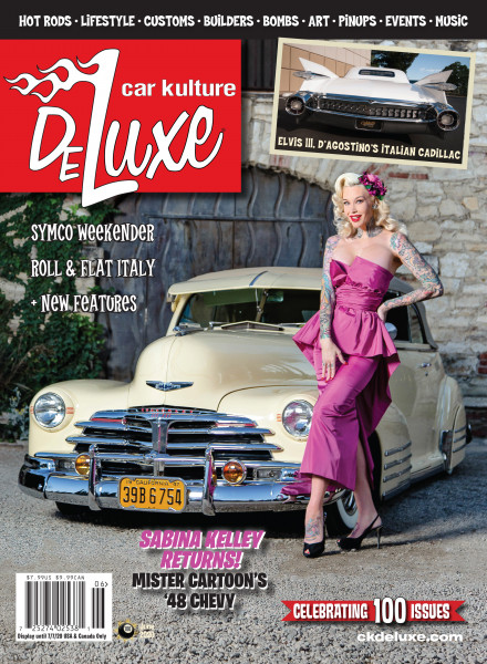 Car Kulture DE LUXE Issue 100 June 2020
