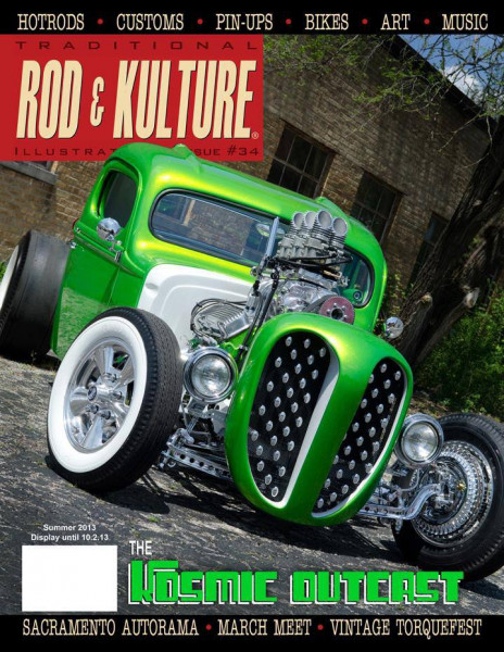 Rod & Kulture issue #34