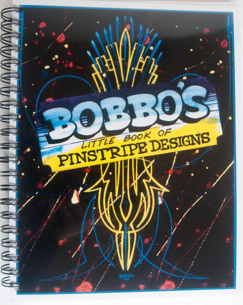 BOBBO'S LITTLE BOOK OF PINSTRIPE DESIGNS