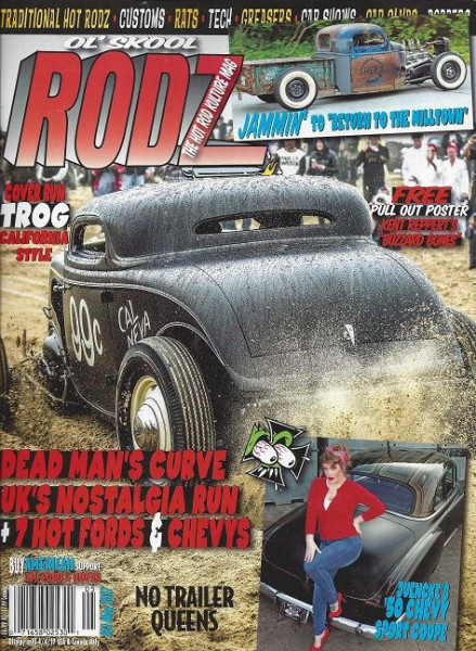 OL' SKOOL RODZ Issue 81
