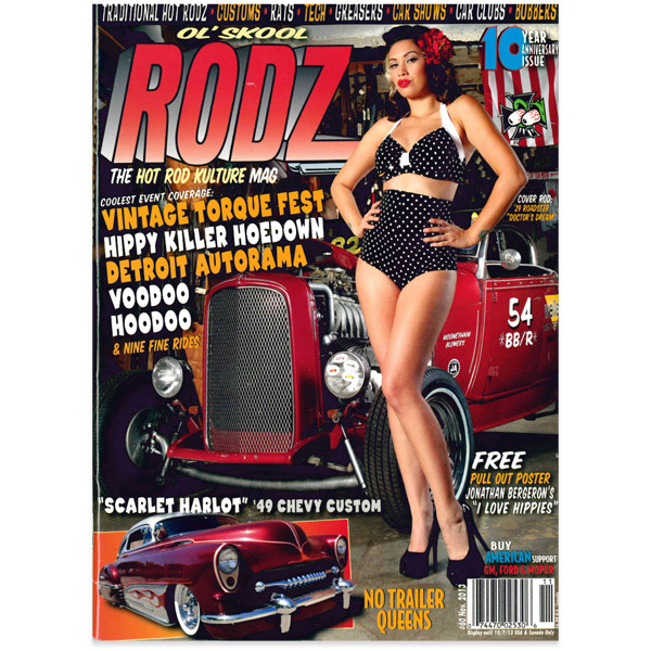 OL' SKOOL RODZ Issue 60