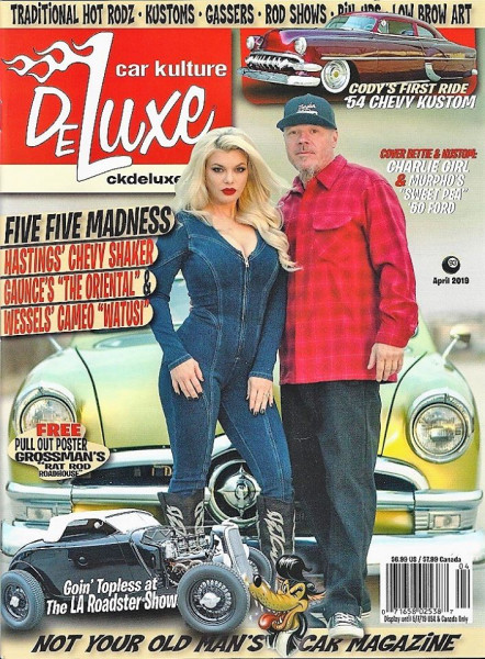 Car Kulture DE LUXE Issue 93