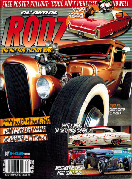 OL' SKOOL RODZ Issue 87