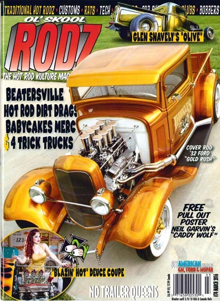 OL' SKOOL RODZ Issue 74