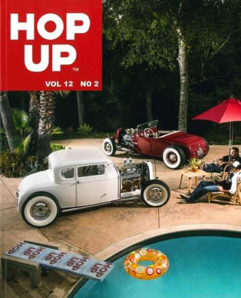 HOP UP Magazine Vol.12 Number 2