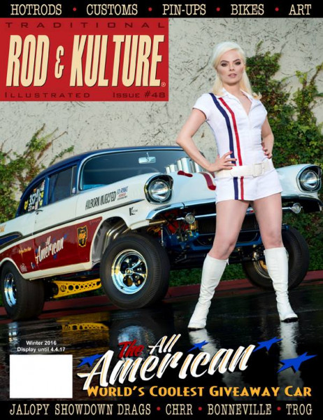 Rod & Kulture issue #48