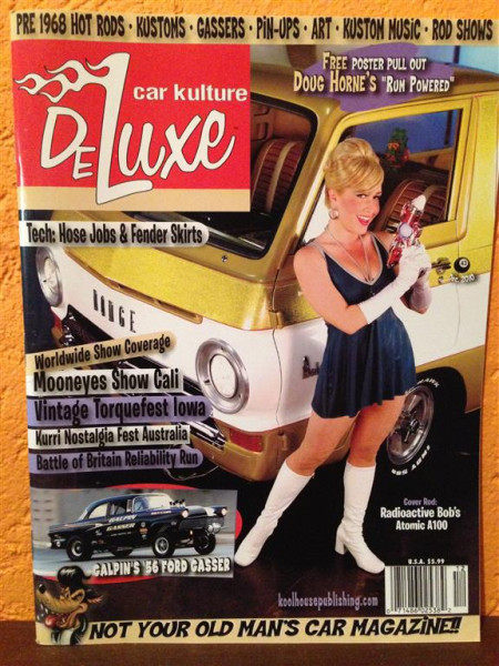 car Kulture DE LUXE Issue 43