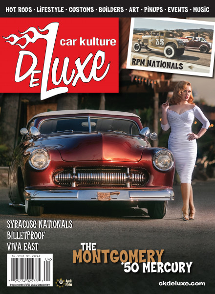 Car Kulture DE LUXE Issue 99 April 2020