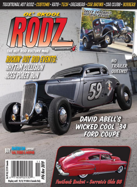 Ol' Skool Rodz Issue 96