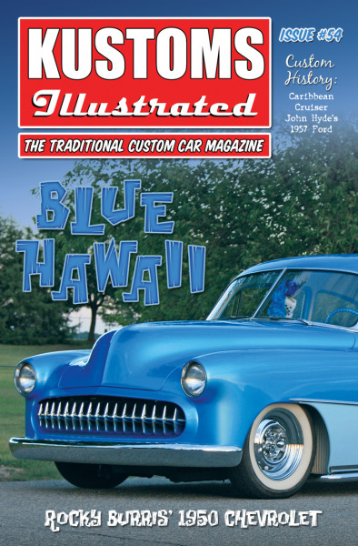 Kustoms Illustrated Issue #54