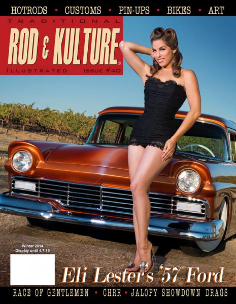 Rod & Kulture issue #40