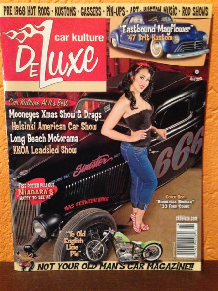 car Kulture DE LUXE Issue 51