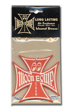 AIR FRESHNER IRON CROSS RED