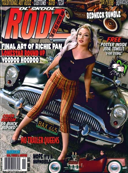 OL' SKOOL RODZ Issue 72