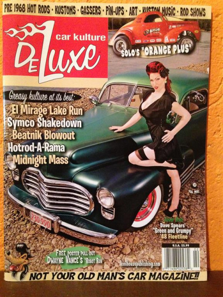 car Kulture DE LUXE Issue 44