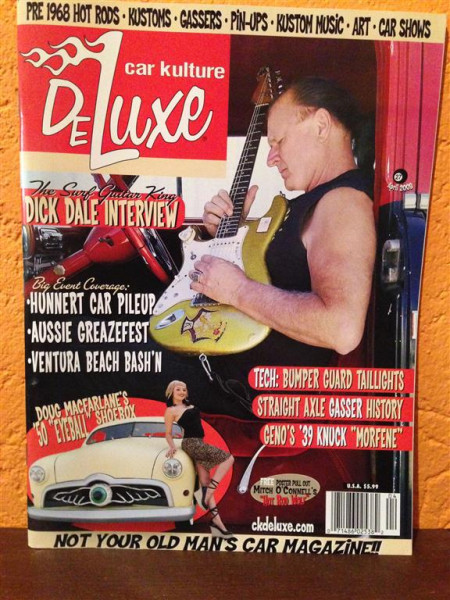 car Kulture DE LUXE Issue 27