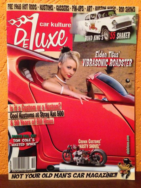 car Kulture DE LUXE Issue 54