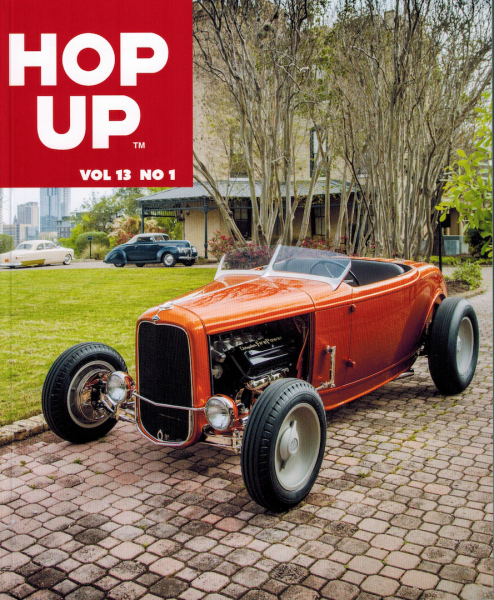 HOP UP Magazine Vol.13 Number 1