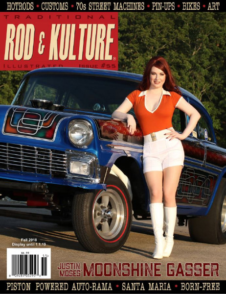 Rod & Kulture issue #55