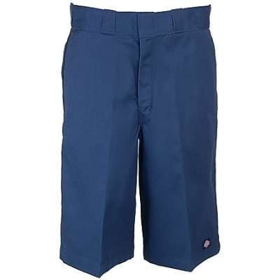 "13"" Loose Fit Multi-Use Pocket Work Short Navy"